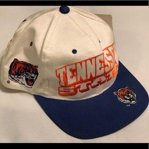 Vintage 1992 Tennessee State Tigers Snapback Hat
